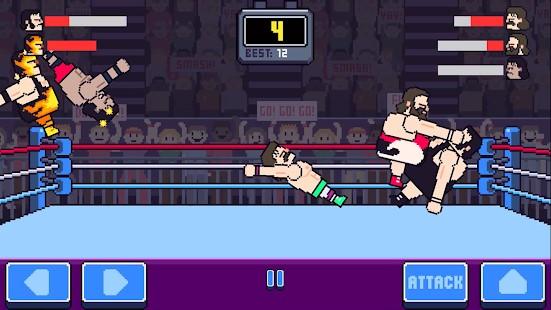 Rowdy Wrestling - Imagem 1 do software
