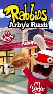 Rabbids Arby`s Rush - Imagem 1 do software