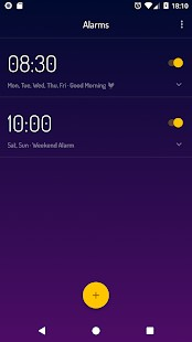 Wakey - Beautiful Alarm Clock - Imagem 2 do software