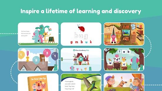 Khan Academy Kids - Imagem 1 do software