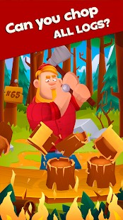 Timber Slash - Best Clicker - Imagem 1 do software