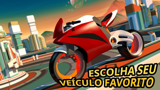 Gravity Rider Motocross - Imagem 1 do software
