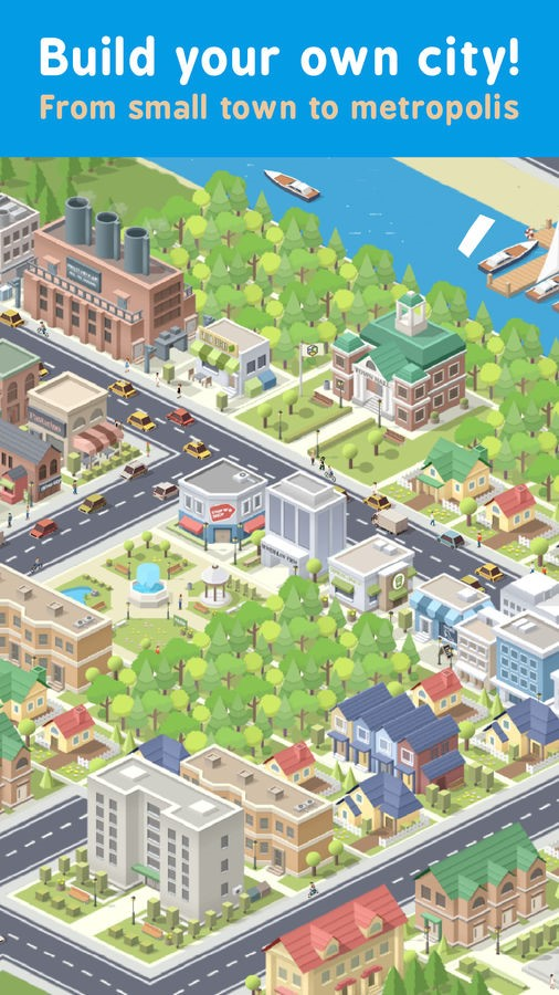 Pocket City - Imagem 1 do software