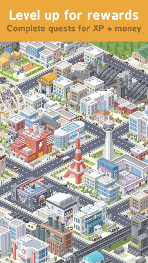 Pocket City - Imagem 2 do software