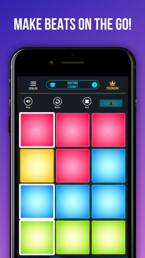 Beat maker pro - Drum Pad - Imagem 1 do software