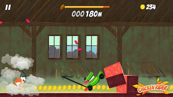 Chicken Rider - Imagem 1 do software