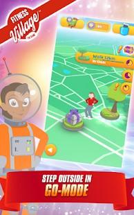 Fitness Village - o jogo - Imagem 2 do software