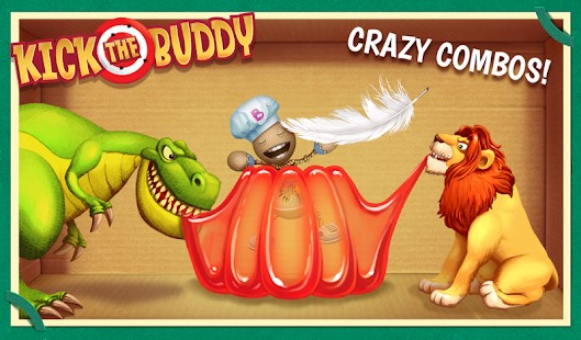 Kick the Buddy - Imagem 1 do software
