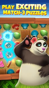 Animal Cove: Solve Puzzles & Customize Your Island - Imagem 1 do software
