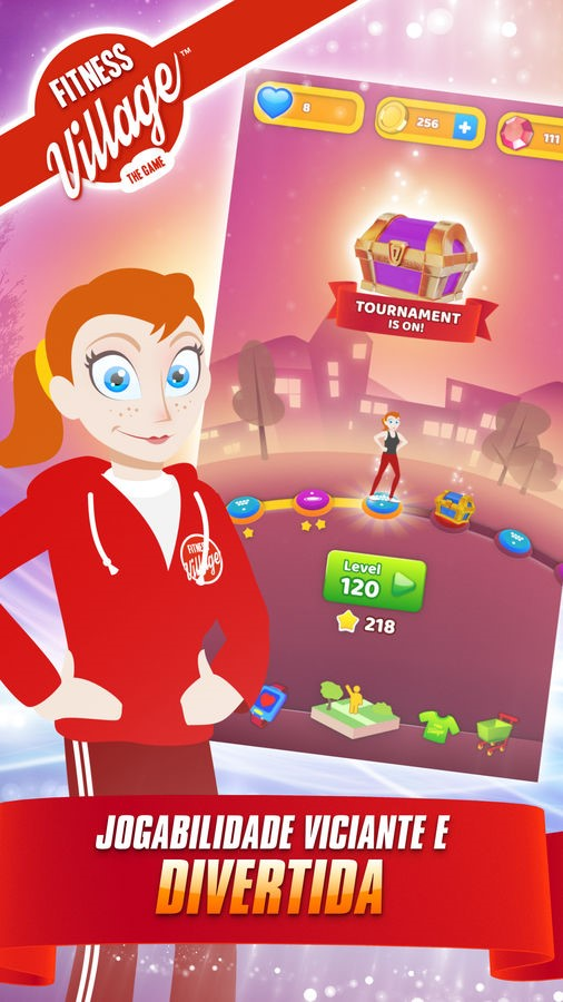 Fitness Village - The Game - Imagem 1 do software