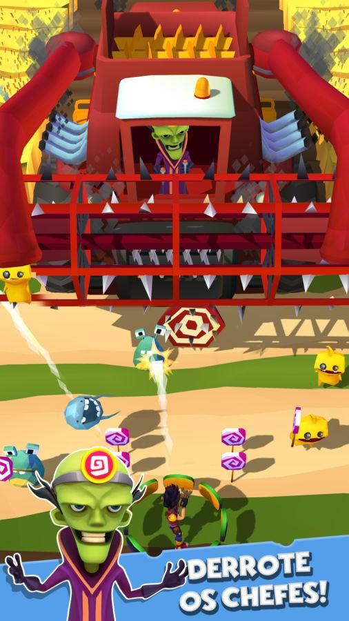 Candy Patrol: Doce Defesa - Imagem 2 do software