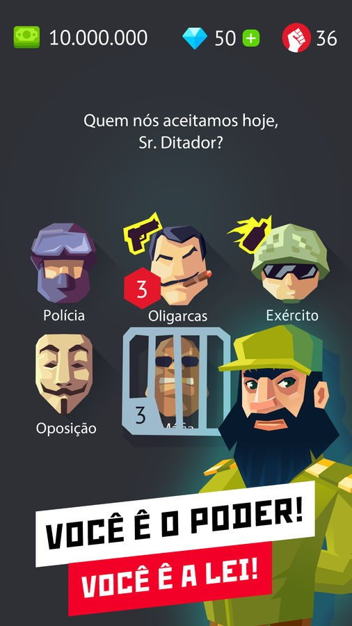 Dictator - Rule the World - Imagem 1 do software
