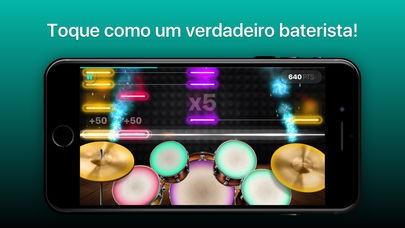 Drums - jogos reais de bateria - Imagem 1 do software