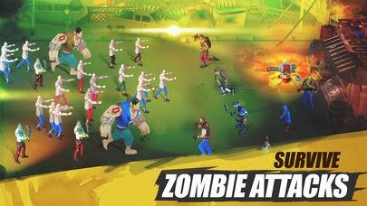 Zombie Battleground - Survival - Imagem 1 do software