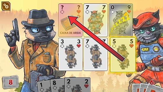 Meow Wars: Batalha de Cartas - Imagem 1 do software
