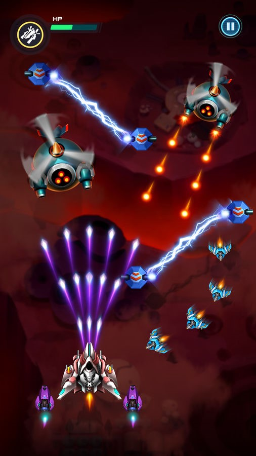 Infinite Shooting: Galaxy War - Imagem 1 do software
