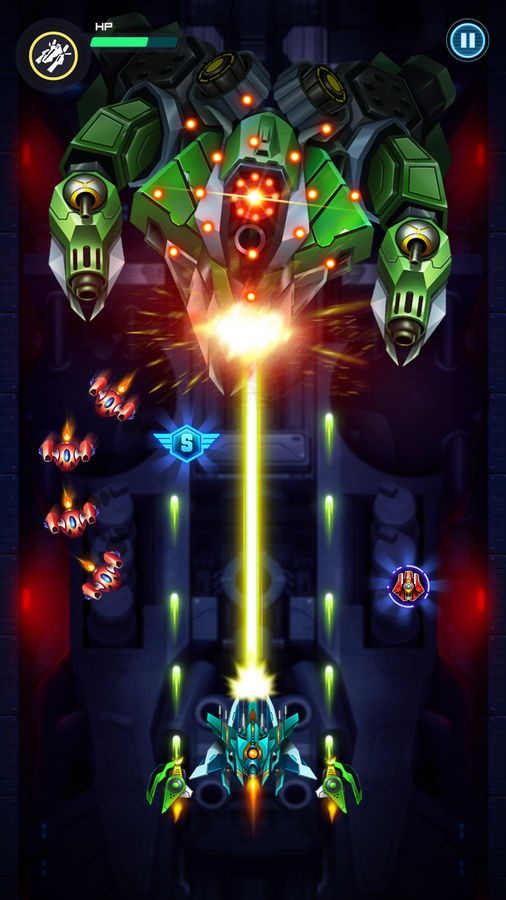 Infinite Shooting: Galaxy War - Imagem 2 do software