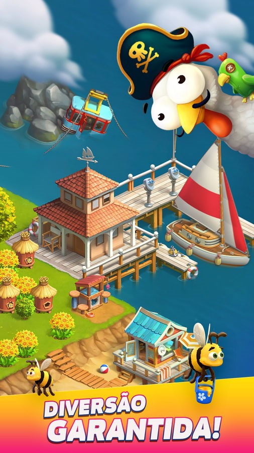 Funky Bay - Imagem 4 do software