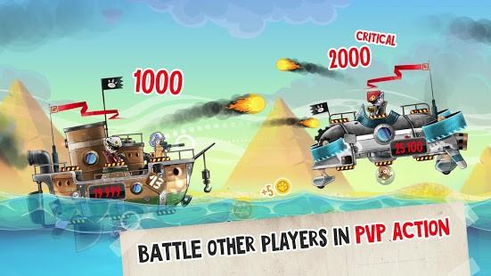 Cats vs Pigs: Battle Arena - Imagem 1 do software