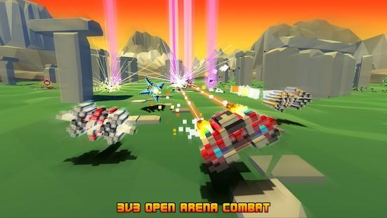 Hovercraft: Battle Arena - Imagem 1 do software