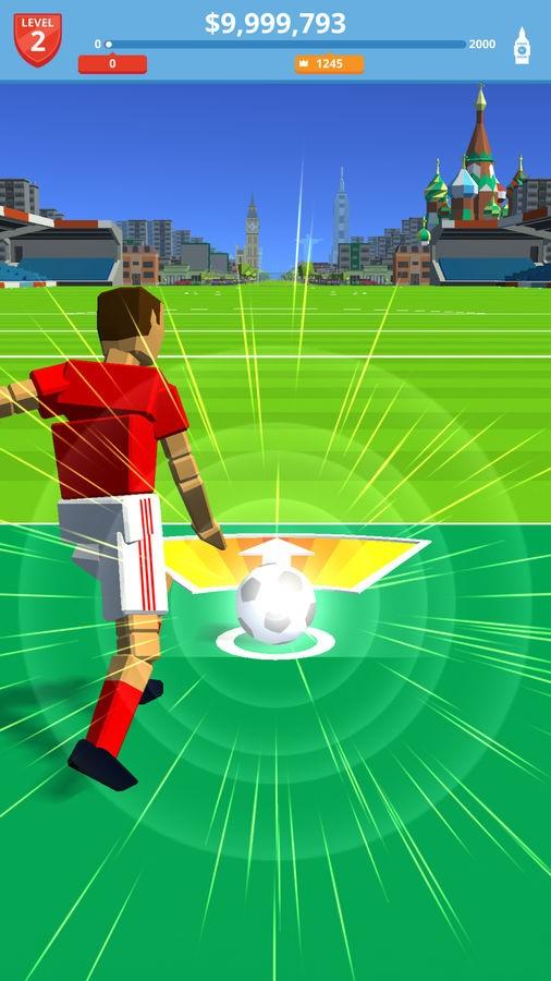 Soccer Kick - Imagem 1 do software