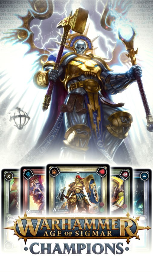 Warhammer AoS Champions - Imagem 2 do software