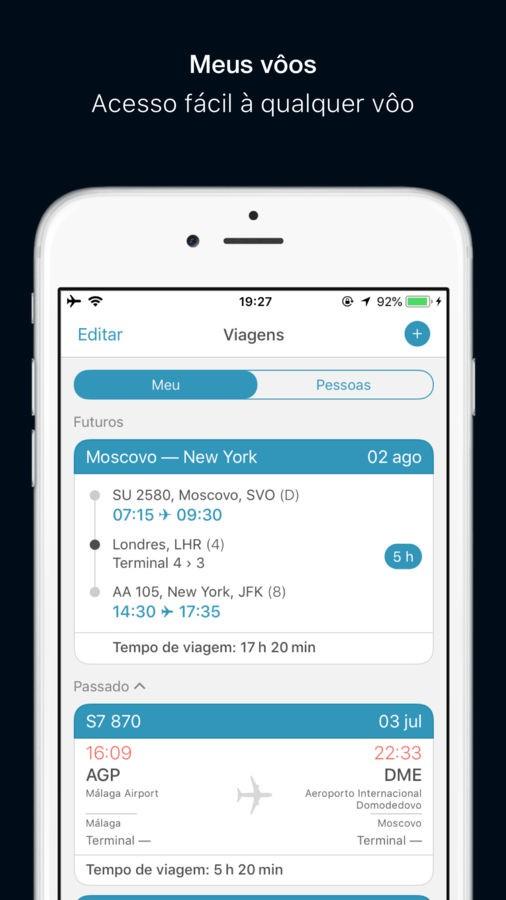 App in the Air - Imagem 1 do software
