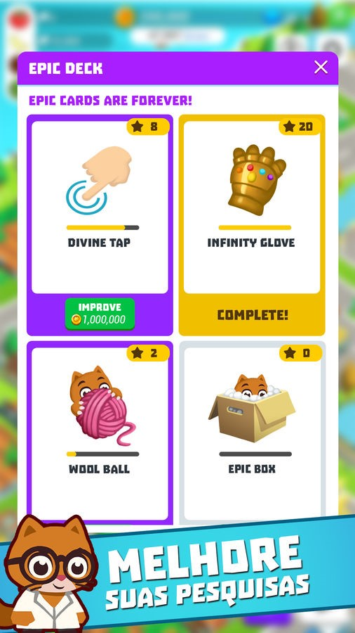 Super Idle Cats - Imagem 2 do software