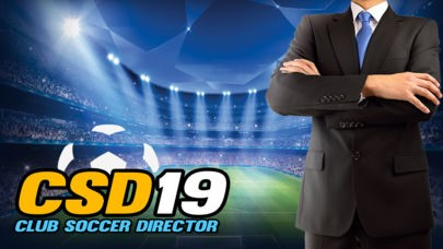 Club Soccer Director 2019 - Imagem 1 do software