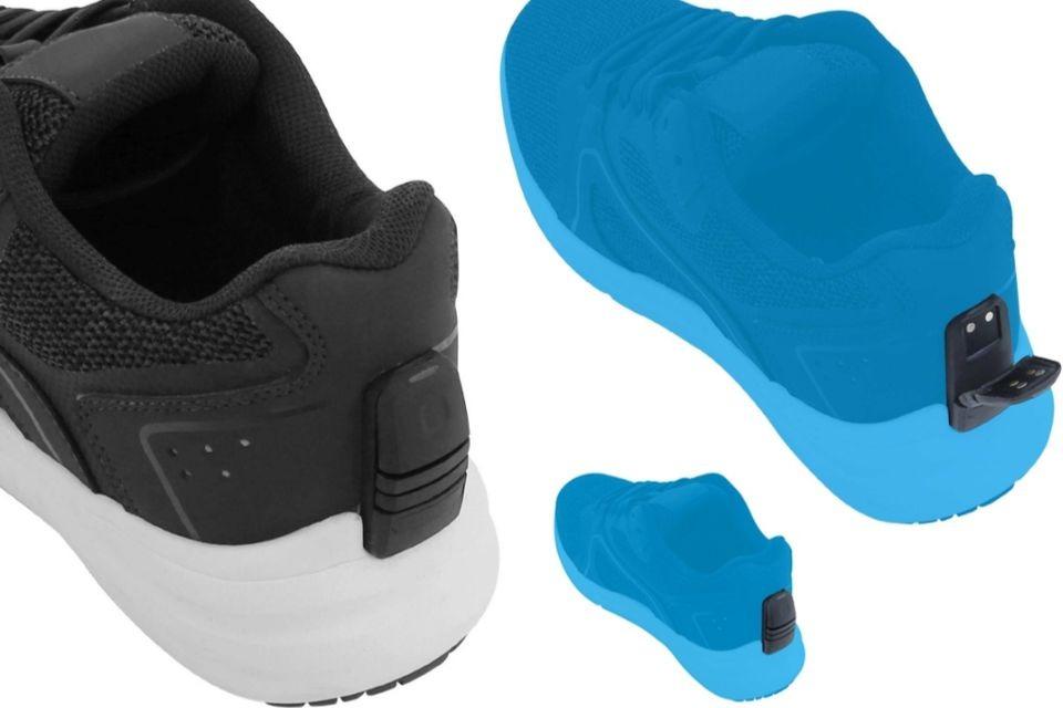 dbda38da176 Nova patente da Samsung indica que marca trabalha até com tênis - TecMundo