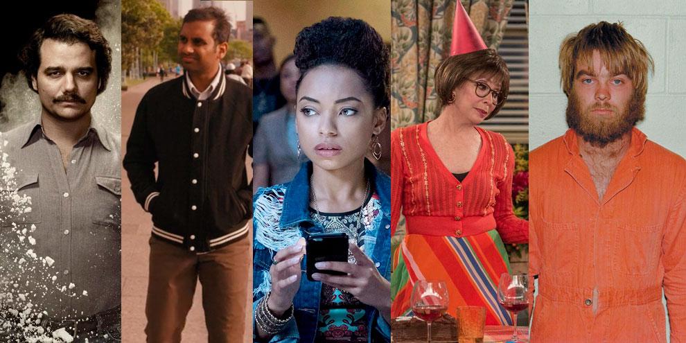 30 Melhores Séries Originais Netflix segundo o Rotten Tomatoes