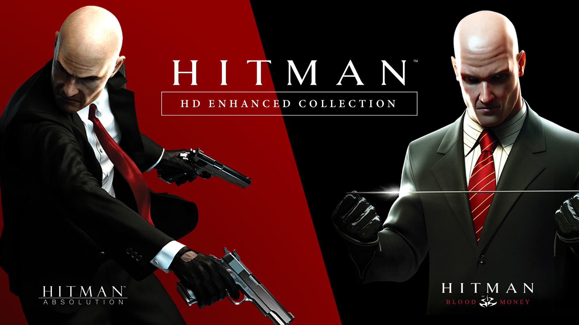 Hitman HD Enhanced Collection é anunciado e traz dois clássicos em 4K/60fps  | Voxel