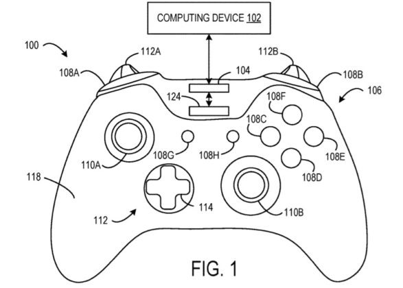 Patente Indica Que Controle Do X1 Pode Receber Reforco Potente Nos