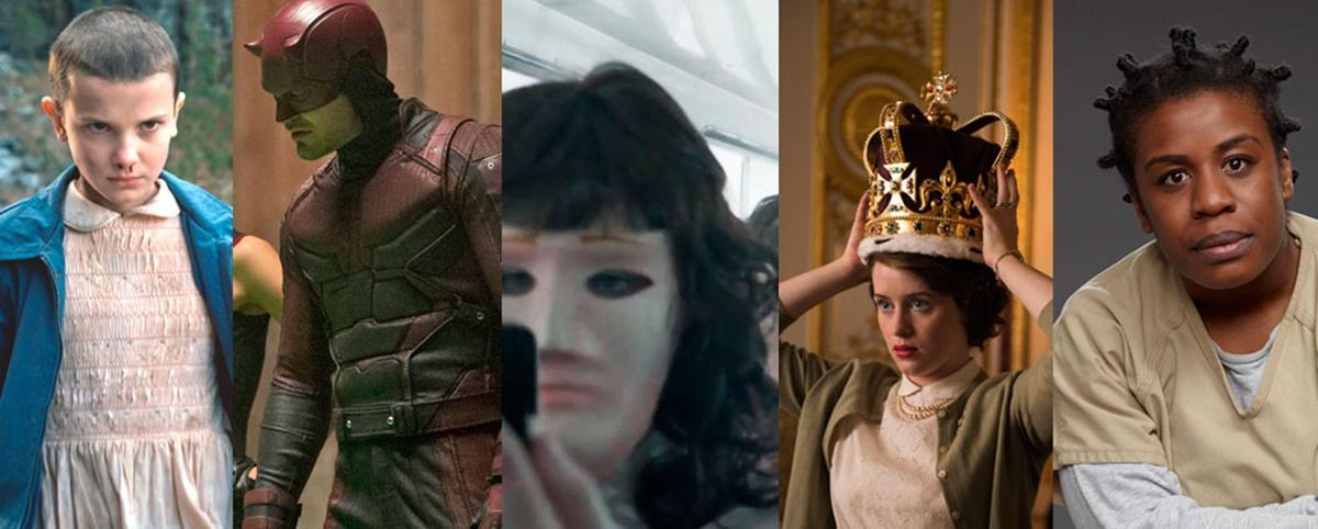 As 30 Melhores séries originais Netflix segundo o Rotten