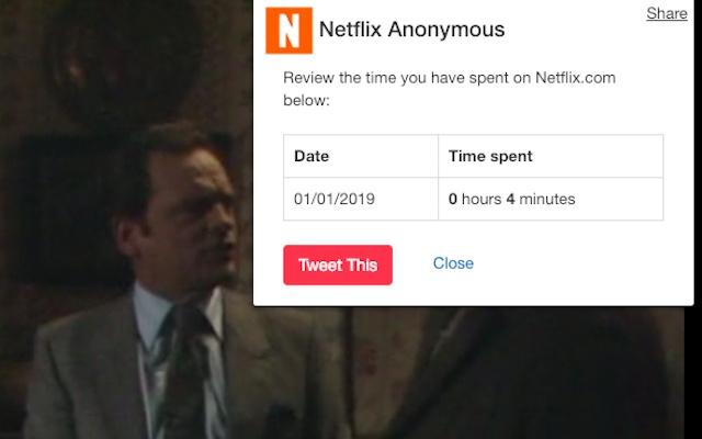 Netflix Anonymous - Imagem 1 do software