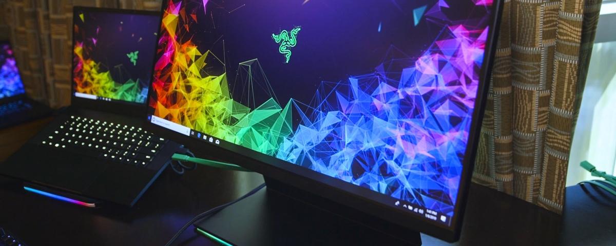 Razer Raptor: 1º monitor da fabricante tem 27 polegadas e