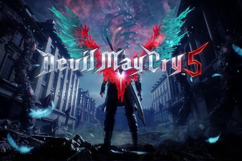 Tem Na Web - Demo de Devil May Cry 5 sairá da Live, mas nova demo chegará ao XOne e PS4