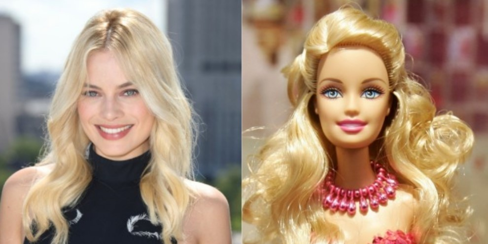 Margot Robbie será a Barbie nos cinemas em filme live-action