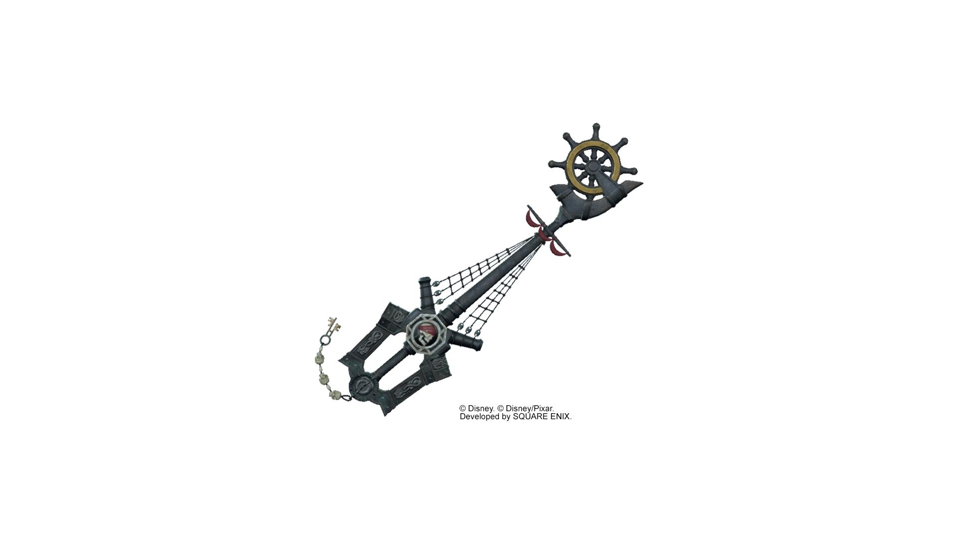 Kingdom Hearts 3: Square Enix revela diversas artes de Keyblades do game