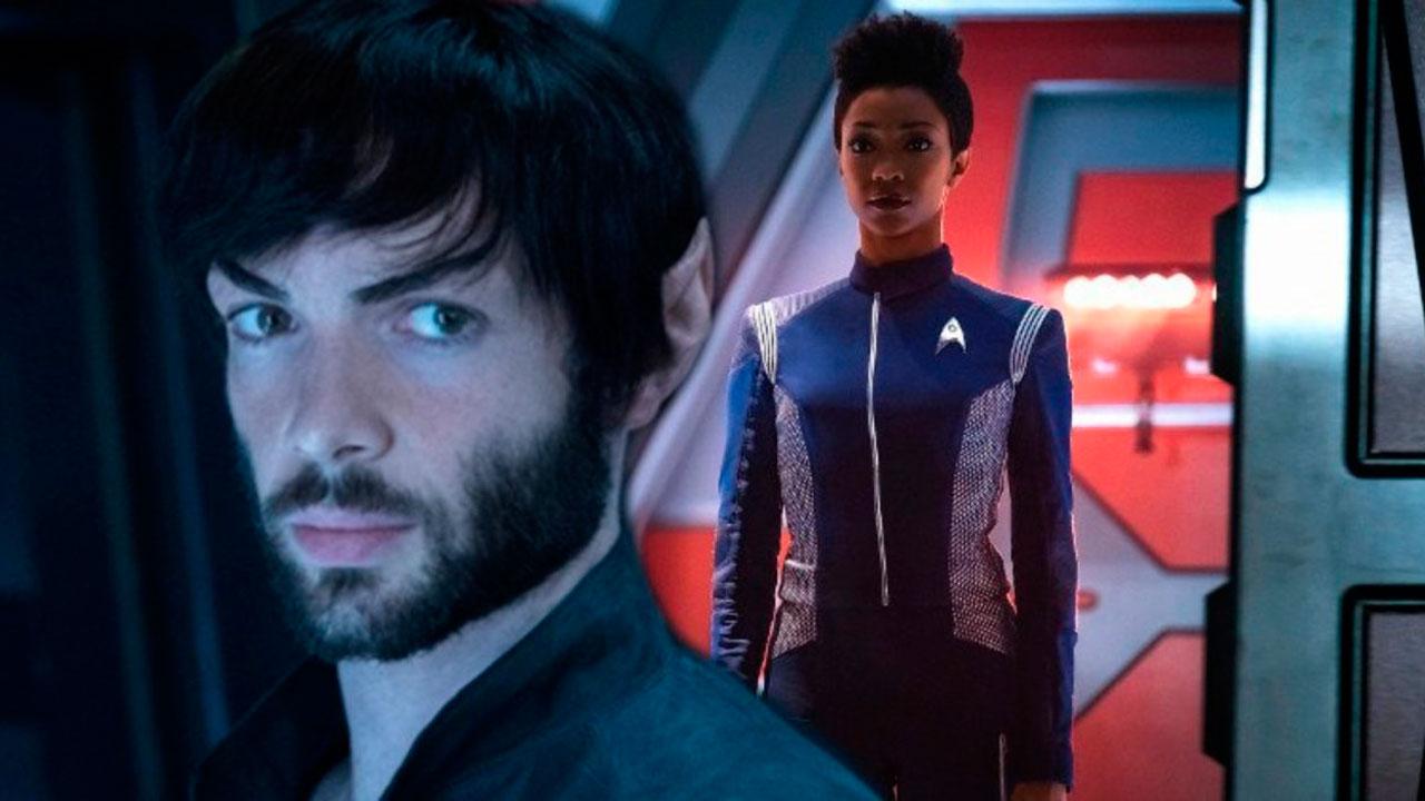 Elenco de Star Trek: Discovery fala sobre Spock e Capitão Pike
