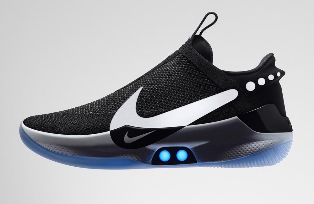 53cc167d0b Novos tênis da Nike têm ajuste automático com uso de app em smartphone
