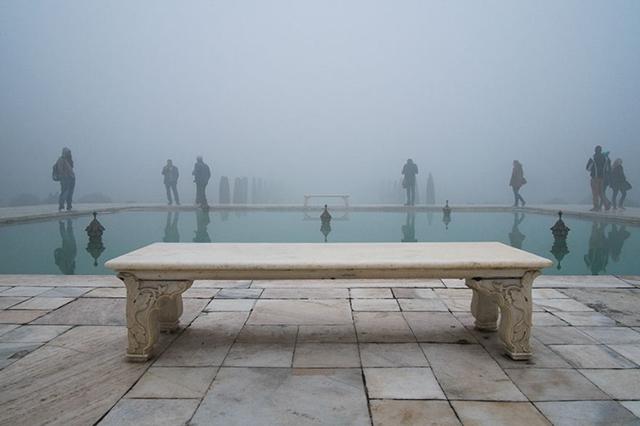 16192648709100 - Britânico fotografa o lado 'errado' de pontos turísticos famosos