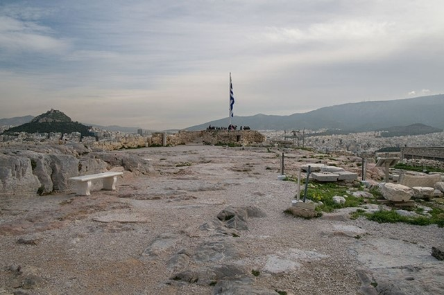 16192850490108 - Britânico fotografa o lado 'errado' de pontos turísticos famosos