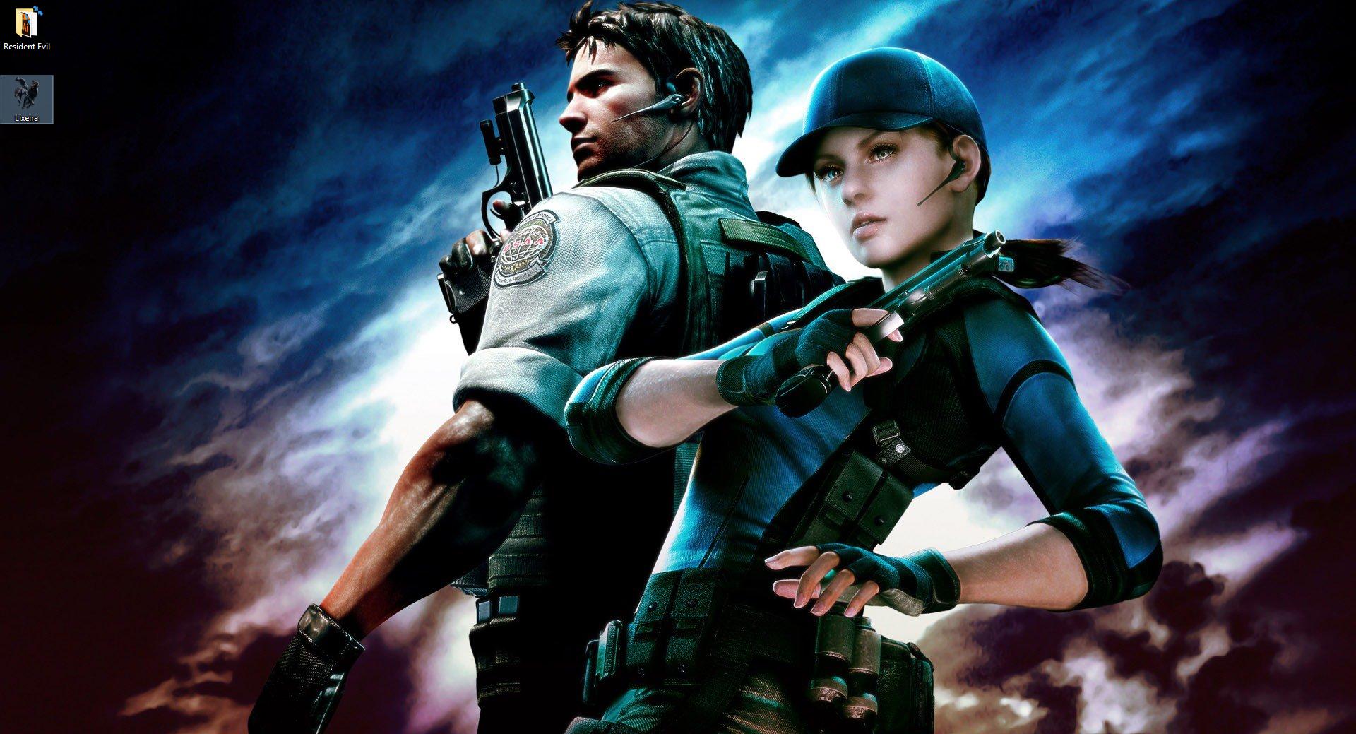 Ultimate Resident Evil Theme - Imagem 1 do software