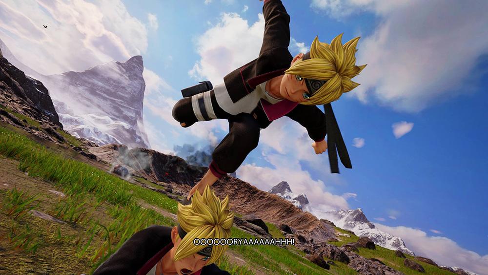 Boruto, Kaguya, Gaara e Kakashi são os anunciados para Jump Force