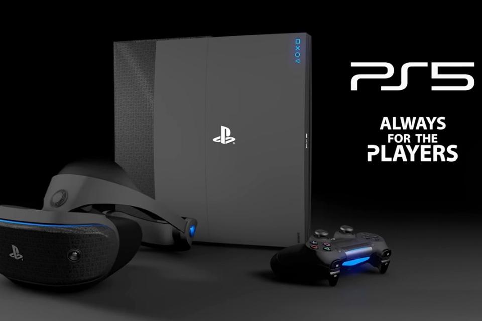 Tem Na Web - Especificações do PS5 podem ter vazado graças a um novo chipset da AMD