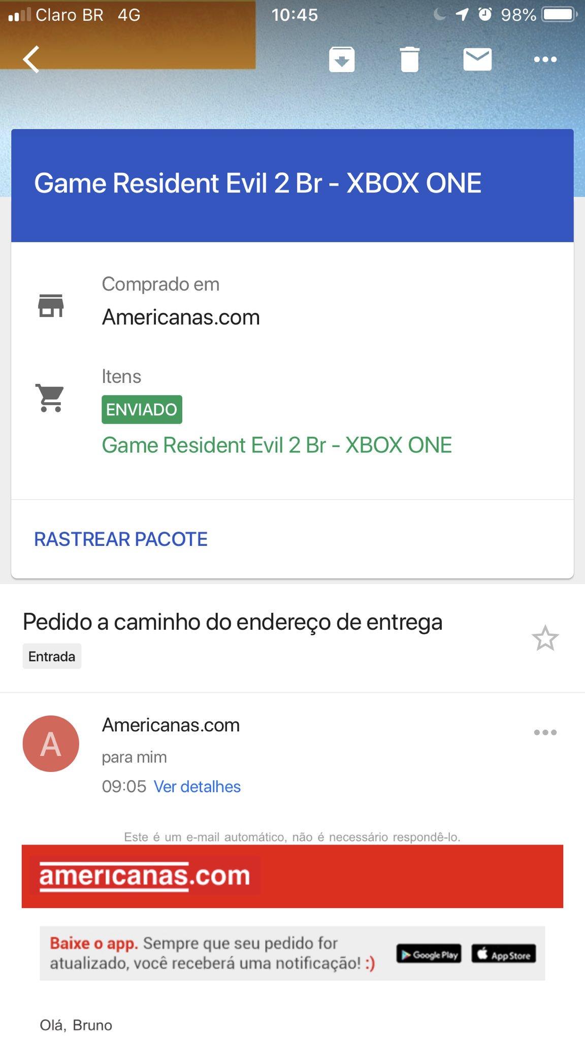 Resident Evil 2: jogo chega às lojas um dia antes do lançamento no Brasil