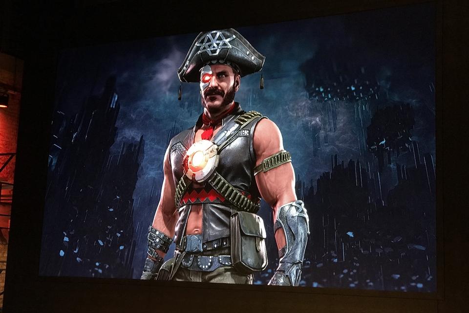 Tem Na Web - Mortal Kombat 11: Kano anunciado com skin de cangaceiro exclusiva do Brasil