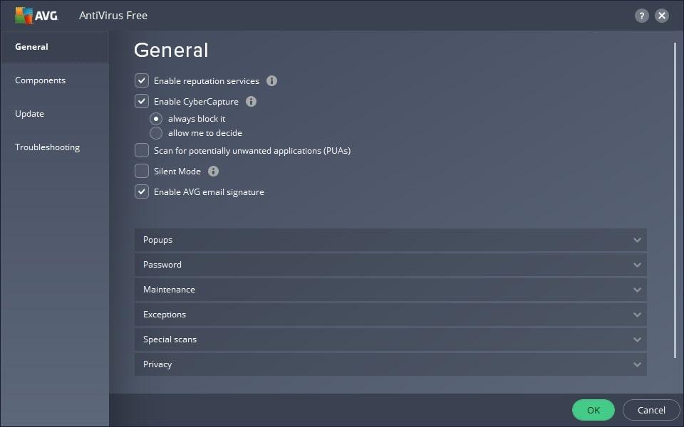 4709de098f4 AVG Antivirus Free Download to Windows em Português Grátis