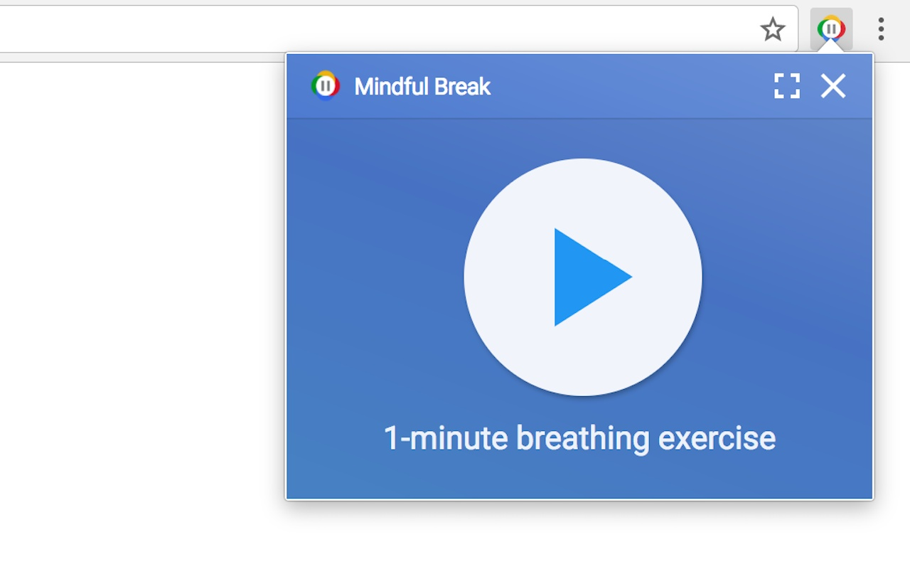 Mindful Break - Imagem 1 do software